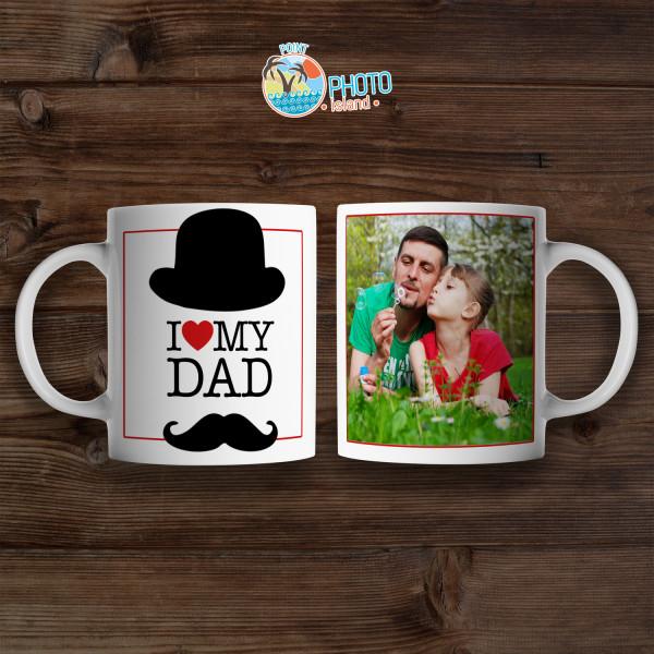 Tazza I LOVE MY DAD
