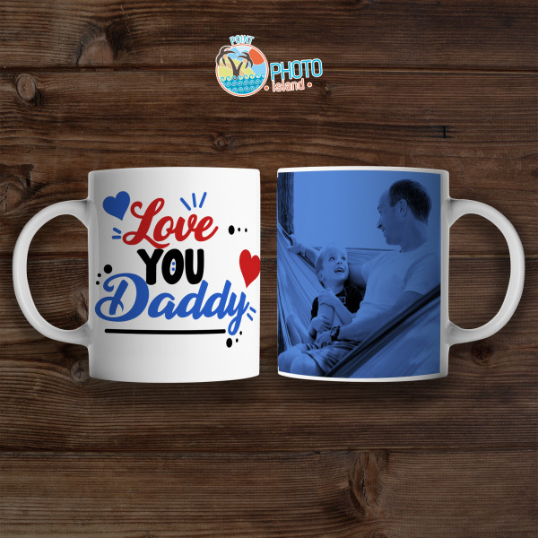 Tazza LOVE YOU DADDY