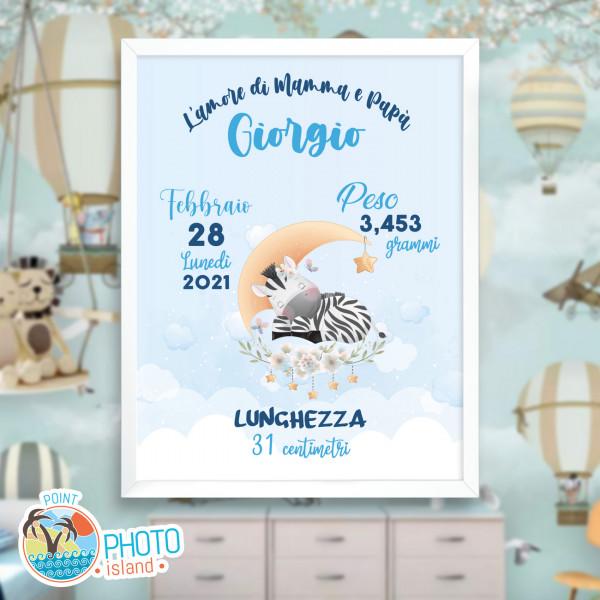 Cornice Zebra